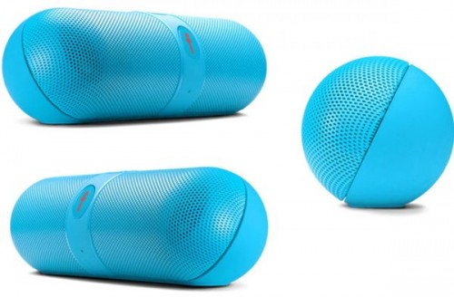 Portable Shockproof Wireless Bluetooth FM Stereo Speaker For Smartphone Tablet
