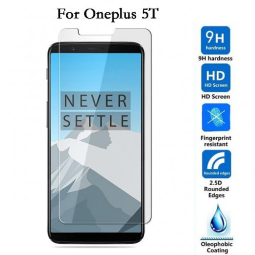 Screen Protector For onePLus 5T from Accessories Online Shopping in