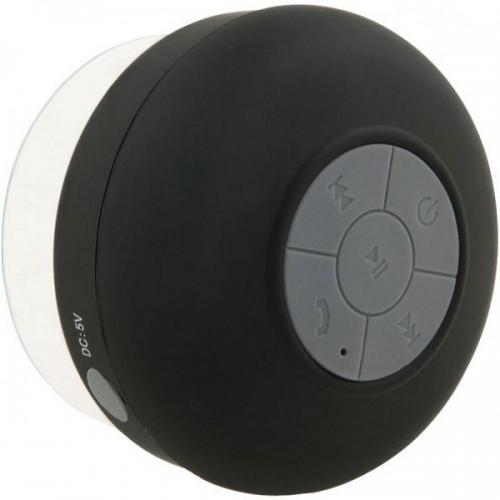 Waterproof Wireless Mini Bluetooth 3.0 Handsfree Mic Suction Speaker Shower Car